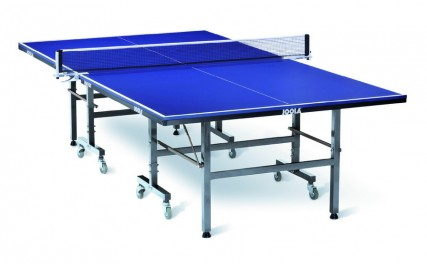 Masa de Tenis Hobby - JOOLA TRANSPORT - Albastru